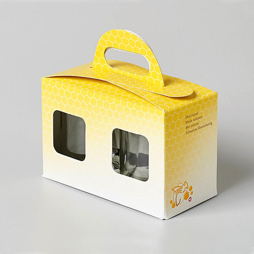 Emballage cadeau 2x250g
