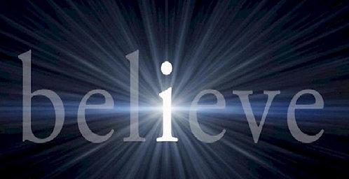 Believe! Room Spray