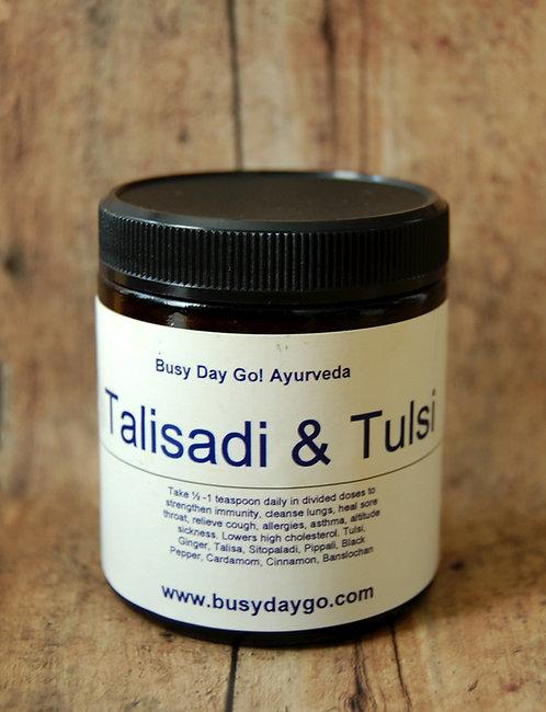 Talisadi & Tulsi