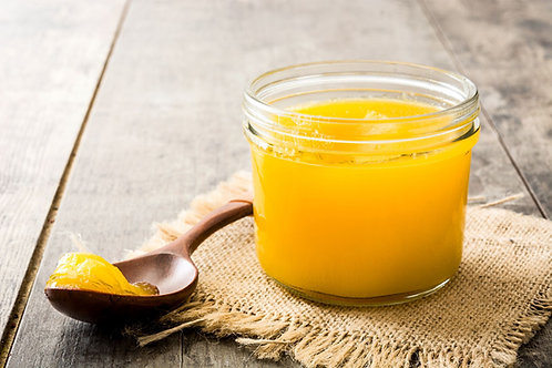 Ginger Ghee Cleanse