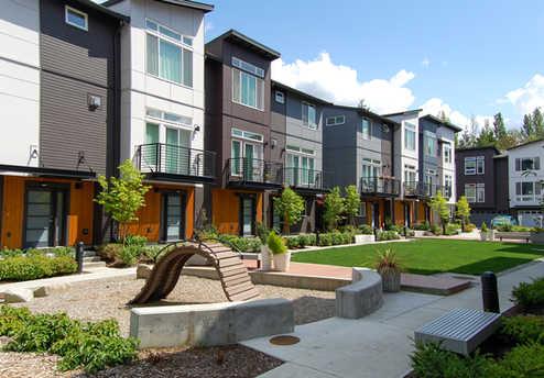 Avid Townhomes, Bellevue, WA