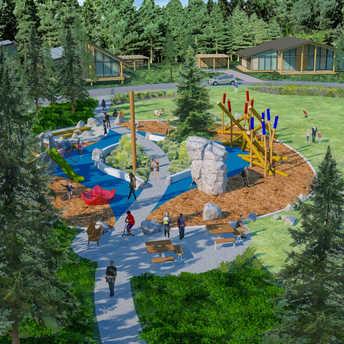Stillaguamish Park Concept, Arlington
