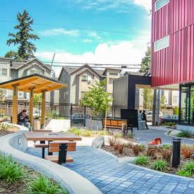 DESC Clement Place, Seattle