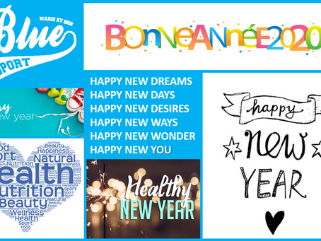 Bonne année et bonne santé !