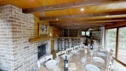 Salle à manger - bar