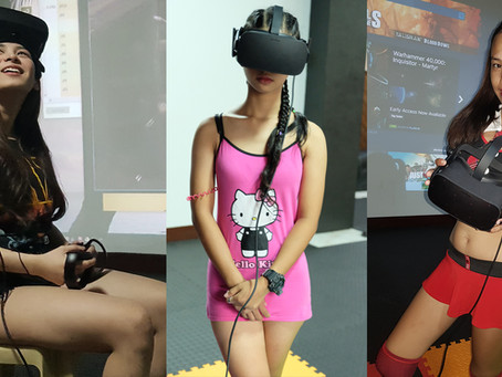 Hollywood Ninja goes VR
