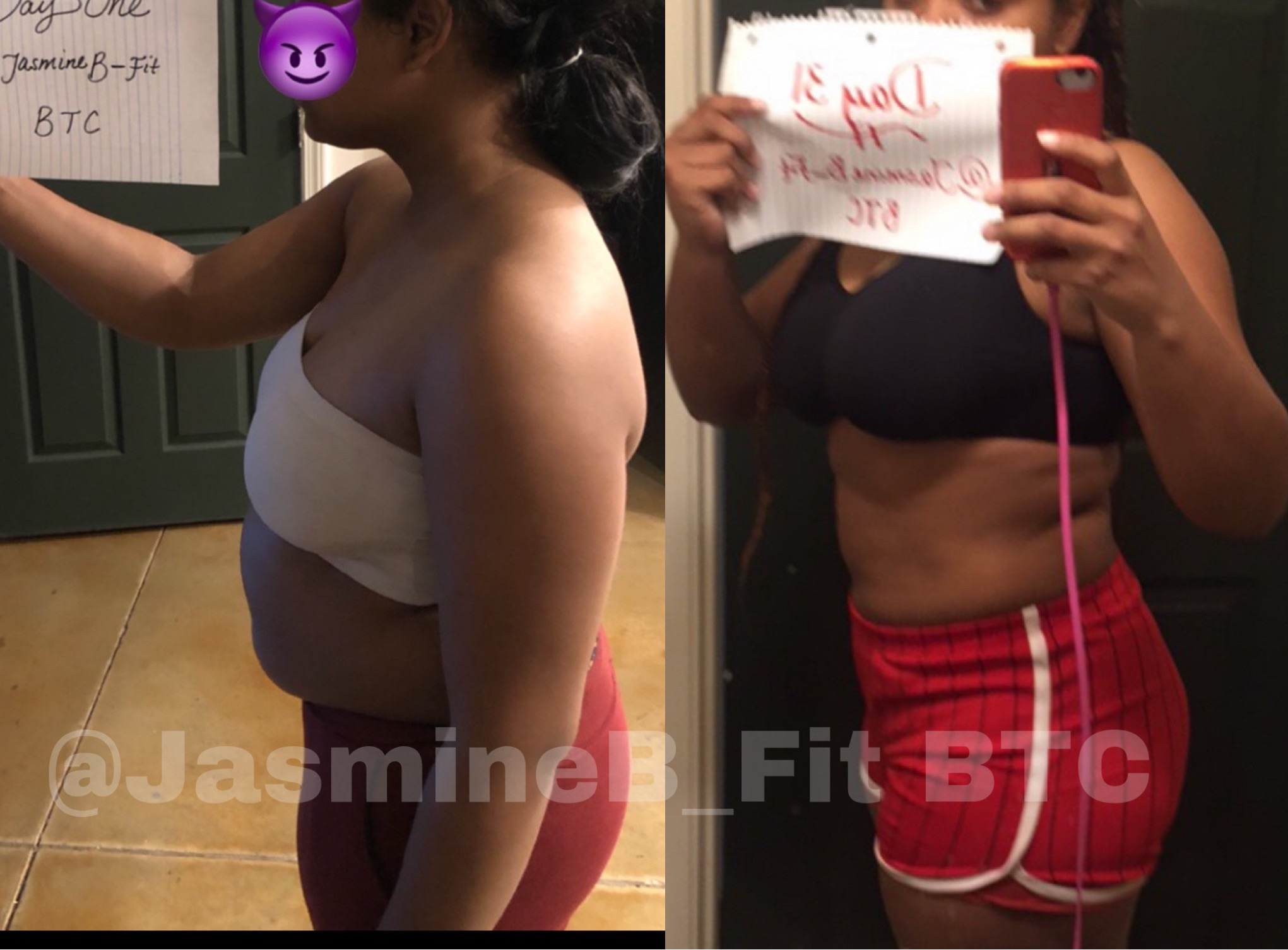 31 Day Body Transformation