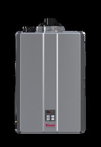 Rinnai RU199i tankless water heater installation Irvine, CA