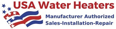 USA Water Heaters Sales Installation  Re