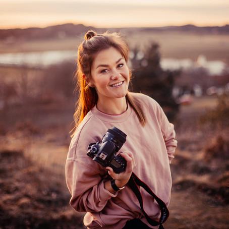 Vem är fotografen bakom TalesbySarah?