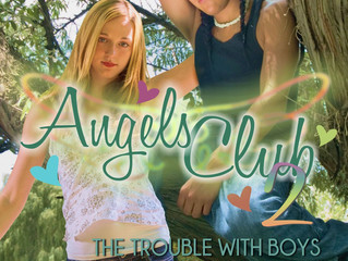 New Angels Club Novel