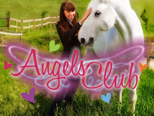 New Cover for Angels Club