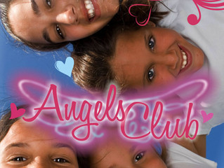 Angels Club Cover
