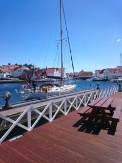 Skudeneshavn port