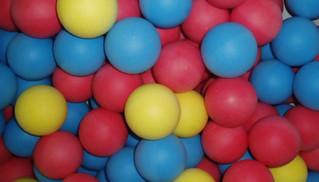 Too many balls - no sale!