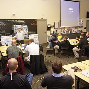 Dec 2017 Training Session