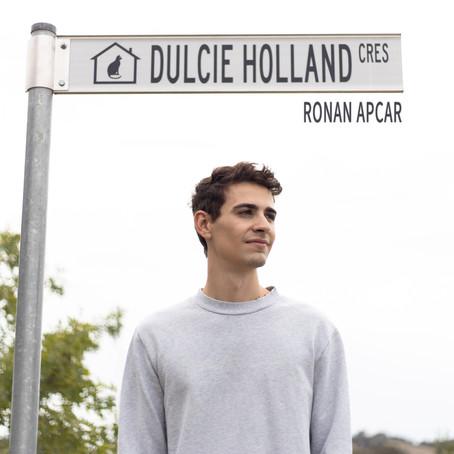 Dulcie Holland Crescent - my debut album!