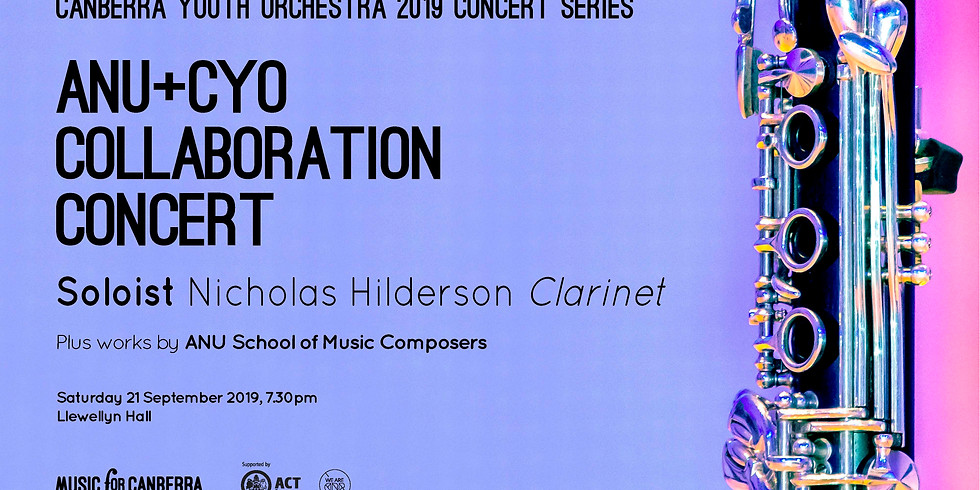 ANU+CYO Collaboration Concert