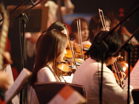 """Sa, 30.10.21 um 17 Uhr           """"Salon Musik"""" ein Orchesterprojekt der Musikschule, MZH - Bubendorf"""