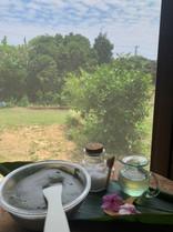 ファンゴ(海泥)パックとガーデン