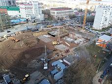 ЖК Космолет май 2020