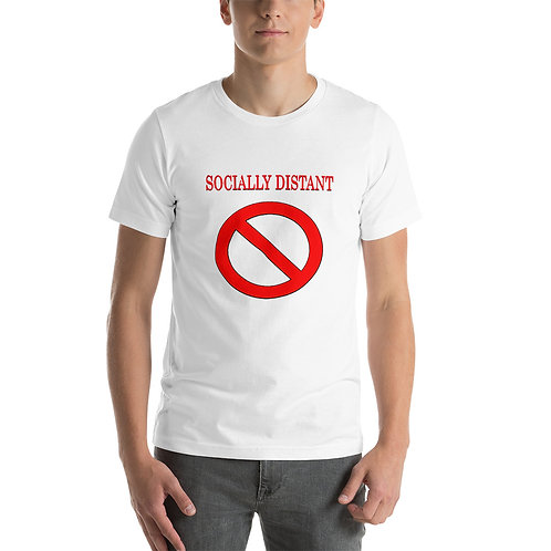 Socially Distant T- Shirt