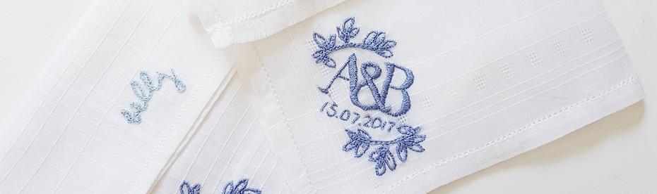 Vintage Handkerchief Set