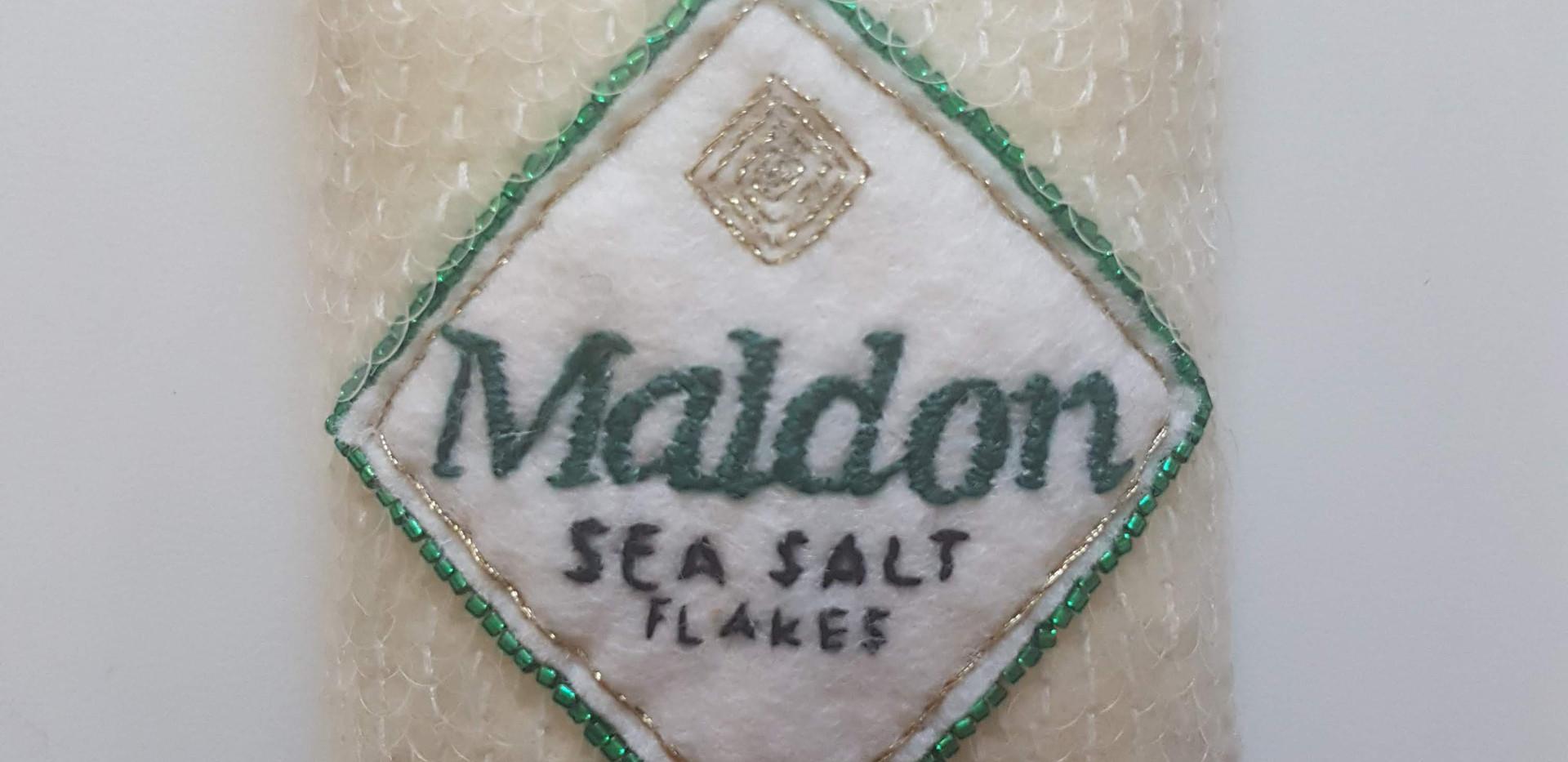 Maldon Sequin Ornament