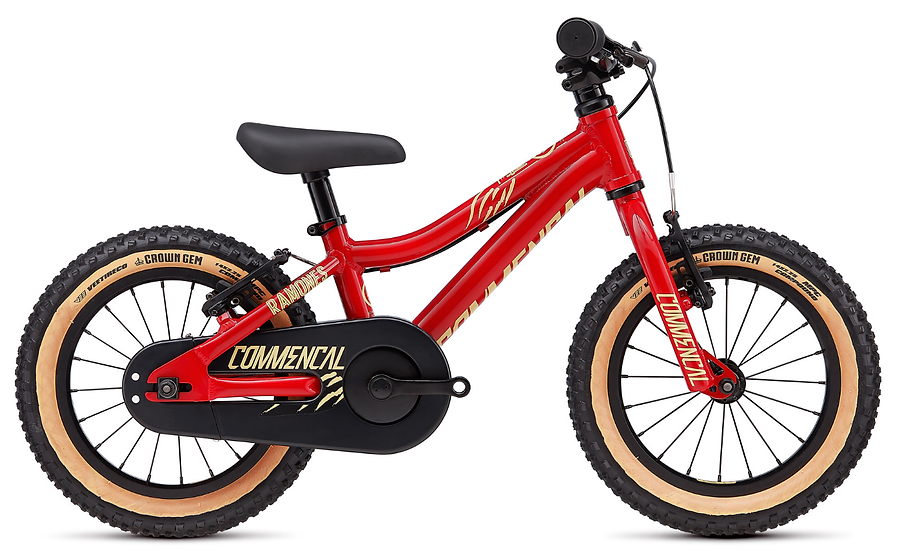 COMMENCAL RAMONES 14 RED 2019