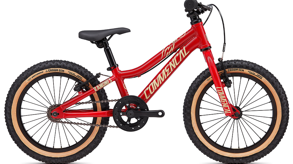 COMMENCAL RAMONES 16 RED 2019