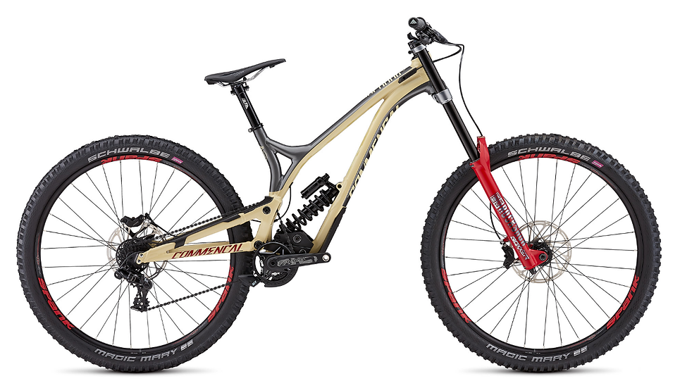 COMMENCAL SUPREME DH 29 TEAM 2019