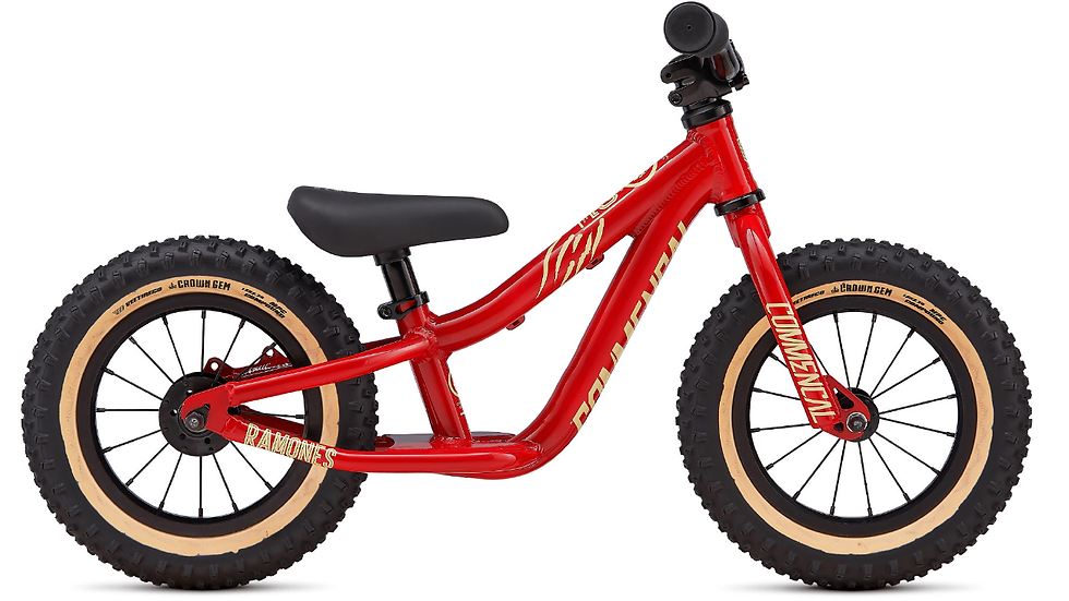 COMMENCAL RAMONES 12 RED 2019