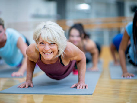 Age is NOT an Exercise Contraindication!