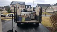 Carpet and Piano removal