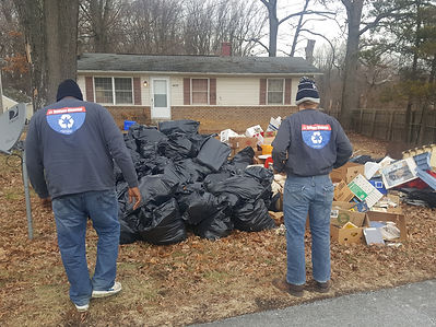 Junk removal Maryland