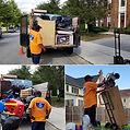 Junk removal by Beltway Disposal _Reside