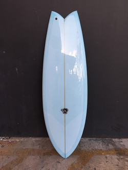 """Fast and Loose 5'3"""" Deck"""