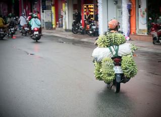 Resan till Vietnam