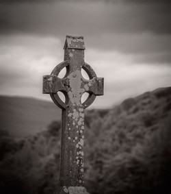 Grave in Ireland