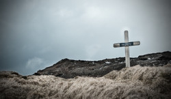 The grave - Iceland