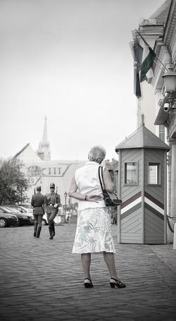 Budapest vaktbyte