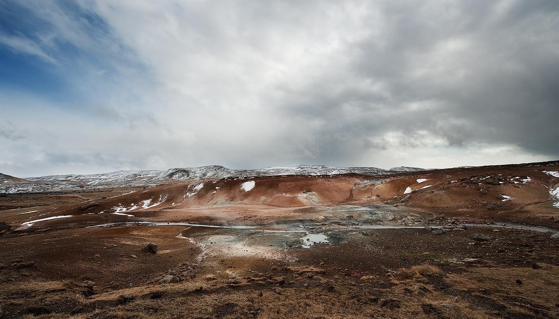 Island geiserland