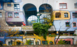 Hundertwasser - Wien
