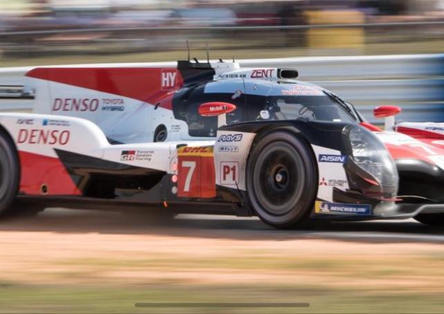 Toyota Test Paul Ricard 2019