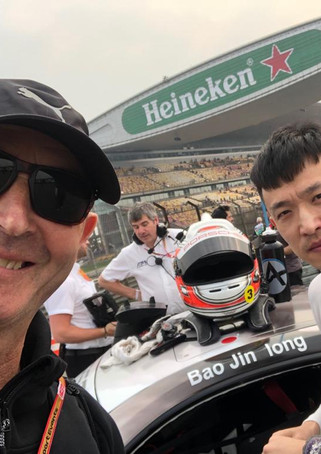 Shangai PCCA Race 2019