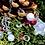 Thumbnail: Mini pendule Merkaba cristal et pierre de lune