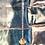 Thumbnail: Fiole Talisman aigue marine et apatites