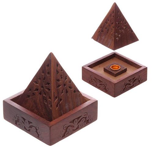 Brule encens Pyramide