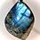 Thumbnail: Pendentif labradorite  L (4)