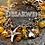 Thumbnail: Bracelet breloques Citrines et Quartz Rutilés